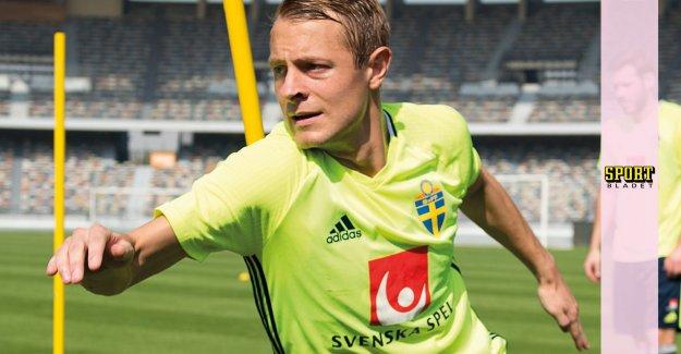 Reveals: Joel Allansson to superettanklubb