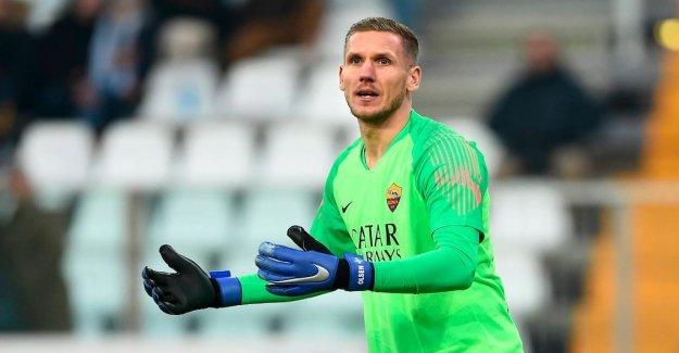Robin Olsen kept a clean sheet – lifts Roma