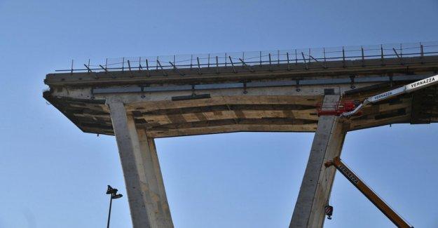 Rome calls for 400 million euros of Autostrade