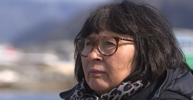 Rosa found the big family in Greenland: - I have enough of my own