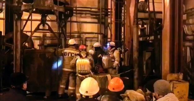 Russia and the Czech Republic : Many Dead in two mining accidents just before Christmas