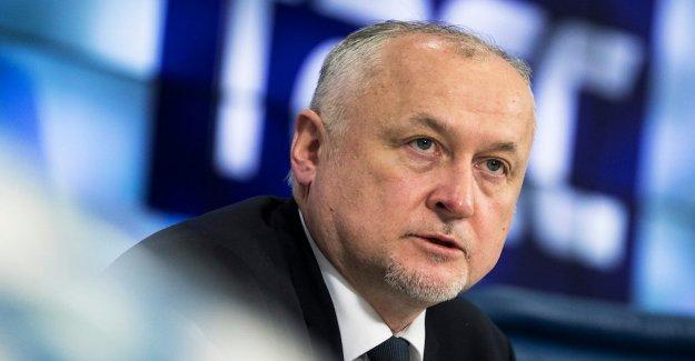 Russian antidopningschef appeal to Putin