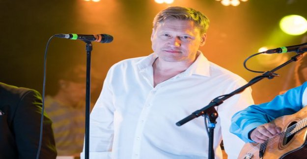 Samuli Edelmann starring charity concert flopped: cancelled - this organizer comments