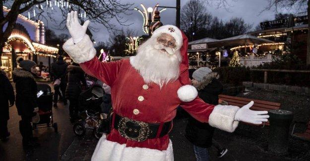Santa claus as a woman? No, thank you!