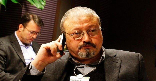 Saudi arabia reorganize the intelligence community after the murder of Khashoggi