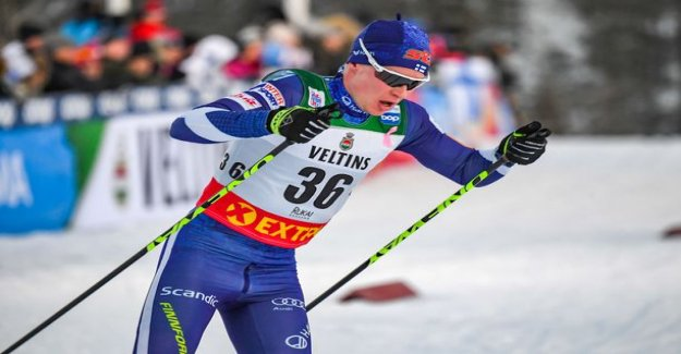 Scary symptoms recovered Matti Heikkinen return now to the world cup - coach Toni Fools tell of the great relief: let's Talk about skiing big things