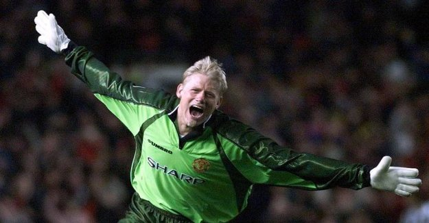 Schmeichel with a surprising message: Considering top jobs in the United