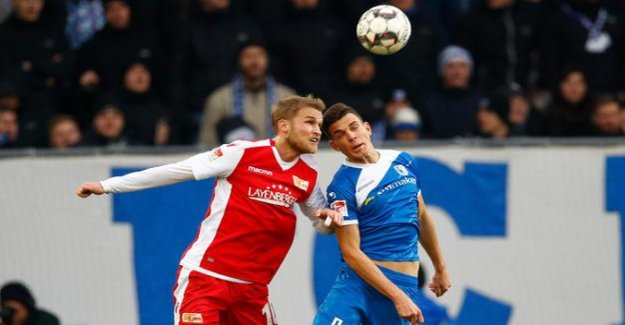 Second Bundesliga : 1. FC Union 1 won:1 in Magdeburg