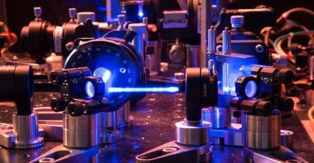 Secure communication using quantum physics?