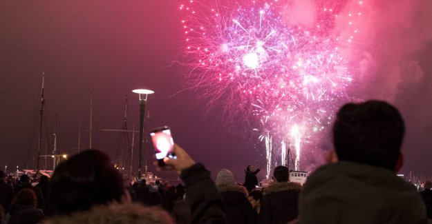 Several places to cancel the fireworks - how to become rakettværet where you live