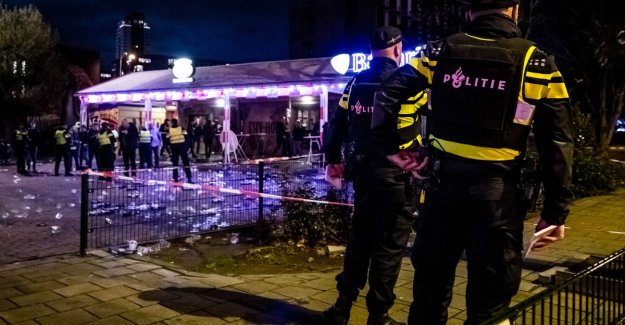 Shooting at supporterscafé PSV Eindhoven: two wounded, including one seriously