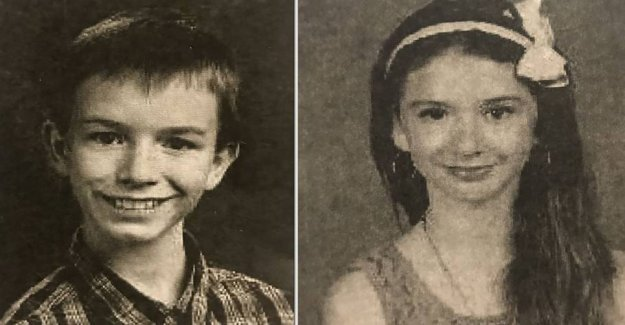 Shopping julemands two missing children found buried in his garden