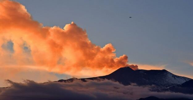 Sicily : After the earthquake on Etna: government gives emergency aid free