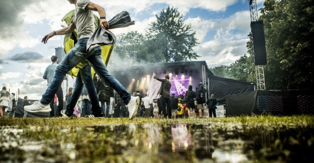 Slottsfjells debt crisis: Would sell the festival, but no one would buy