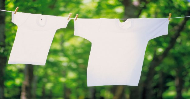 So do you keep your laundry white