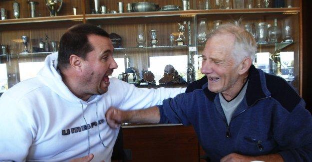 Soccer great Karsten Johannessen (93) death