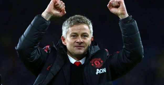 Solskjær hailed. This reveals the great difference from the ^ the academic degree awarded