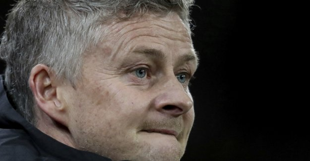 Solskjær meet the King: - We can stop him