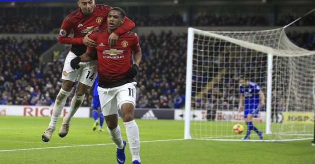 Solskjær shows its teeth: Punished ill the United-star
