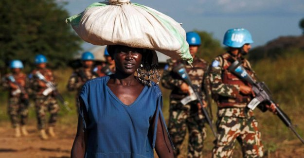 South Sudan marks 5 years of vicious civil war