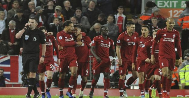 Sovereign Liverpool humiliate Arsenal: Total smacking at Anfield
