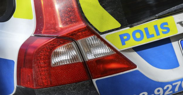 Spårsändare led police to five stolen cars
