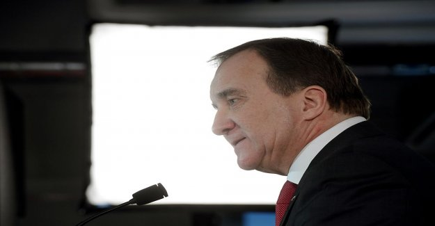 Stefan Löfven: Without compromise, it will be SD ultimate power