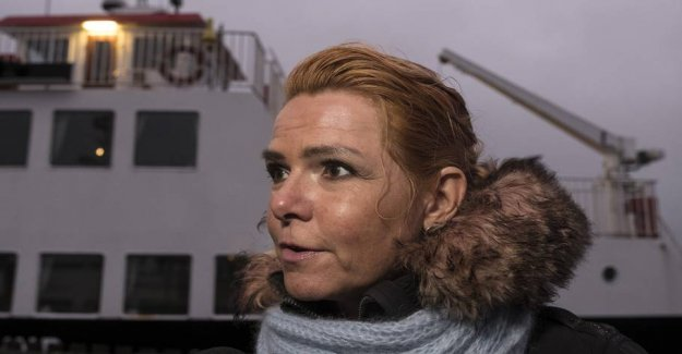 Støjberg warns: EU ruling could force Denmark to more family reunions