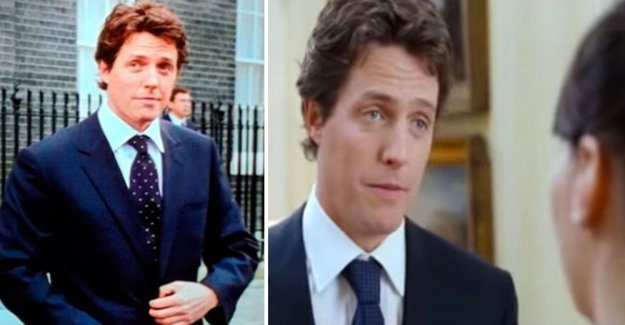 Strange kitty in Love actually: the Film destroyed,