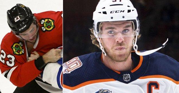 Strange the NHL trejden that amazes the fans