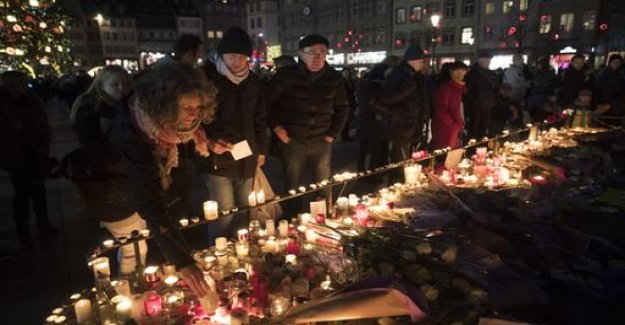 Strasbourg: Fifth victim succumbs to his injuries