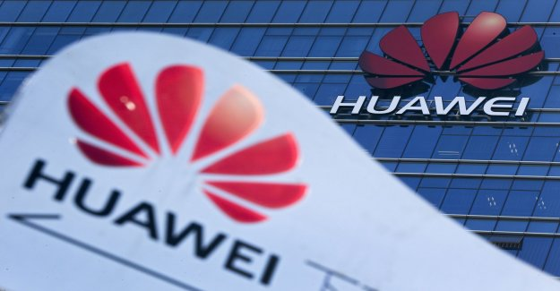 Strong revenue growth for Huawei