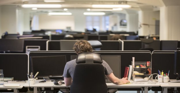 Study: Half a million unhappy with the job
