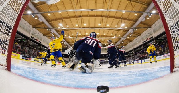 Sweden-Slovakia in the JVM – this is matchguiden