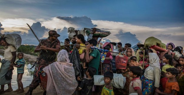 Sweden's lesson: Secure the evidence to trap Myanmar in the future