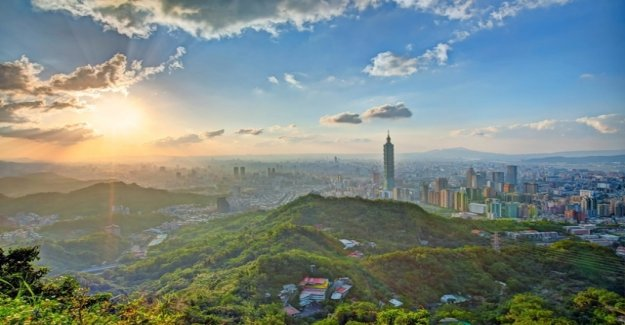 Taipei brings nothing out of Balance