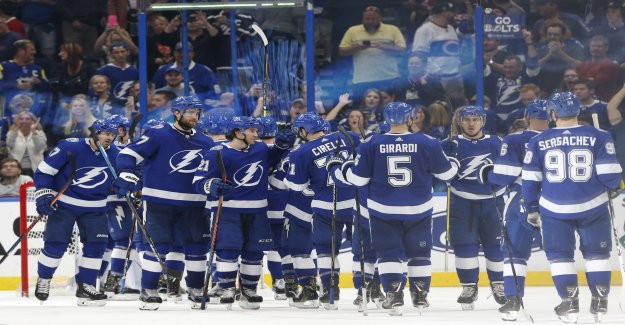 Tampa Bay Lightnings can't lose