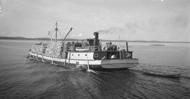 Tar vapors in the story - Saimaa suurlaivastosta what remains
