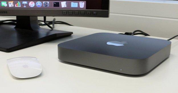 Test: New Mac Mini (2018) is the best one so far