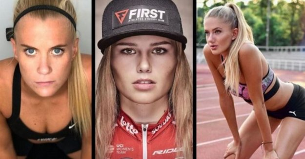 The 10 best athletes of 2018, including Dutch, with 'the best butt', and German which is already the title of 'most sexy'