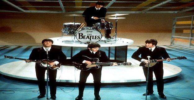 The Beatles long-awaited box turn