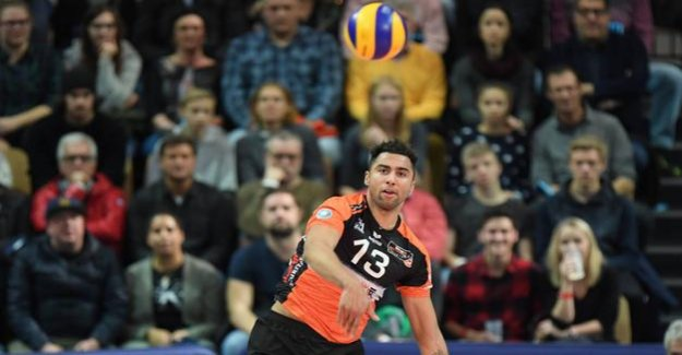 The Derby against the network hoppers : Berlin Volleys to celebrate a 3:0-duty of victory