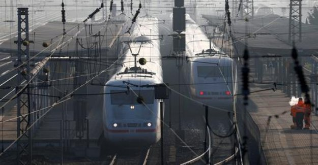The Federal government requires fundamental Reform of the railway