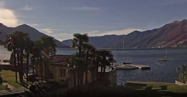 The North schlottert, Ticino enjoys 18 degrees