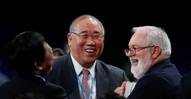 The Paris agreement in 2015 was not just a flicker