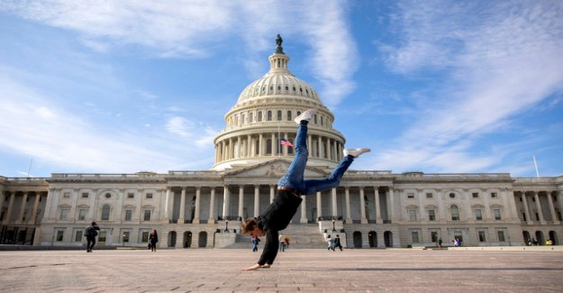 The US Congress is adjourned – budget lock lasts until 2019