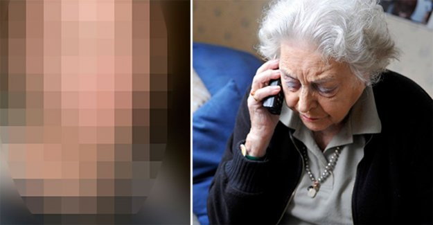The actor is suspected of aggravated fraud against the elderly