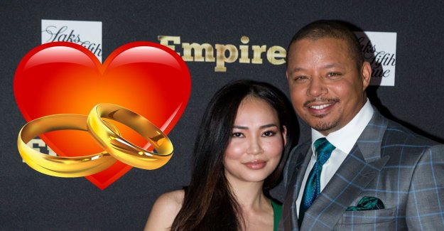 The actor proposed marriage to ex-wife