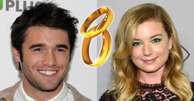The actors from Revenge have married