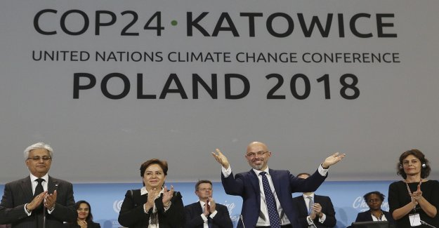 The climate summit raises hopes – in spite of shortcomings